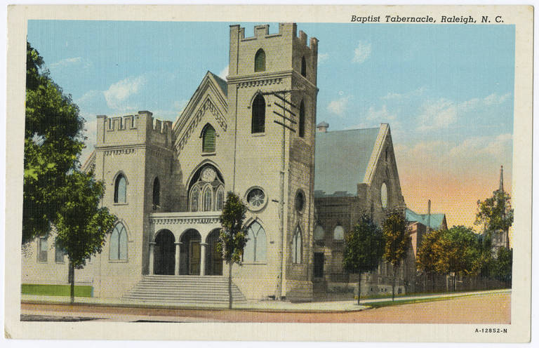 Tabernacle Baptist Church, Raleigh, Wake