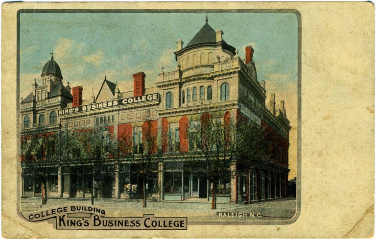 Academy of Music, King's Business College, Raleigh, Wake County