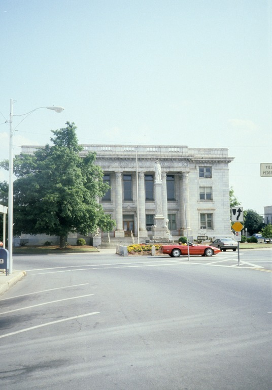 Alamance County Courthouse, Graham, Alamance County
