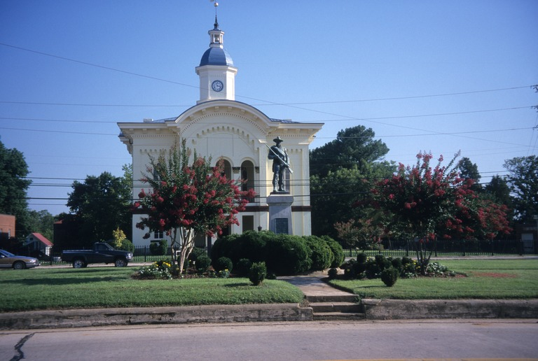 Caswell County Courthouse, Yanceyville, Caswell County