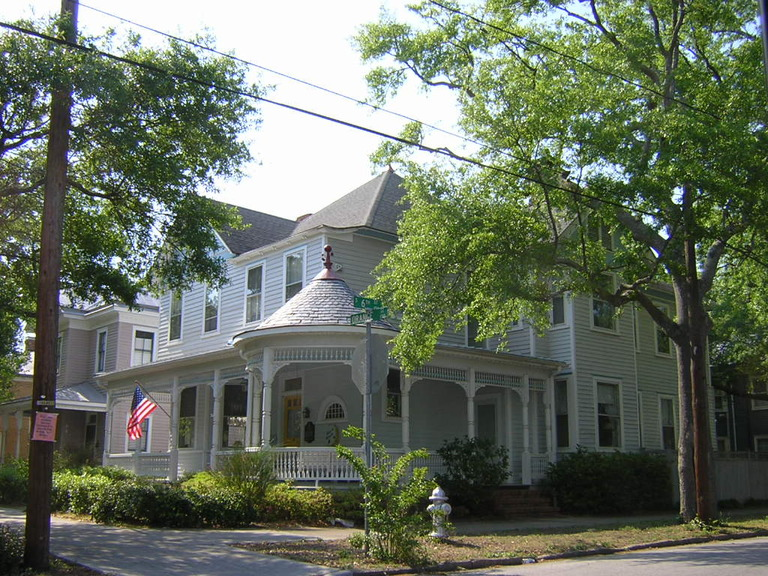 F.E. Hashagen House, Wilmington, NC