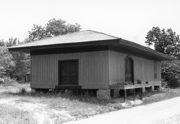 Warren Plains Depot, Warren County, North Carolina