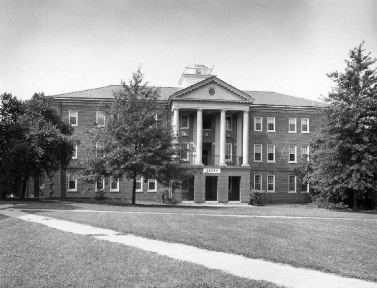 Berry Residence Hall, Raleigh, Wake County