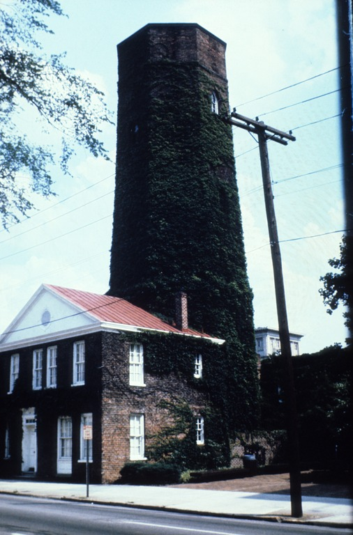Raleigh Water Tower (A.1.A. Tower), Raleigh, Wake County