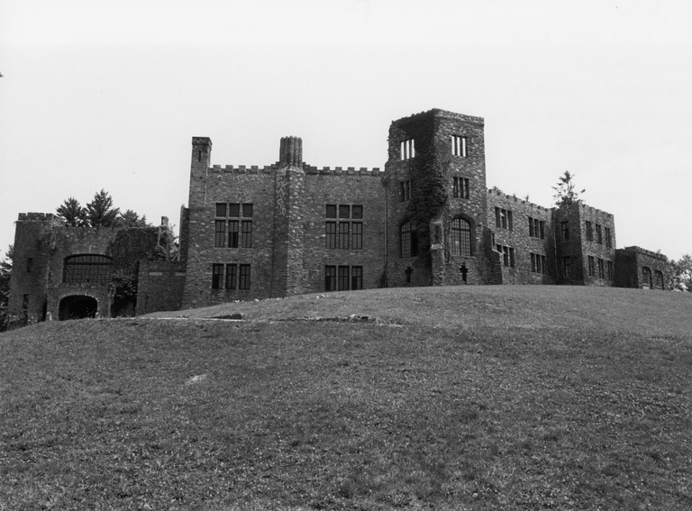Overlook (Seely's Castle), Asheville, Buncombe County, North Carolina