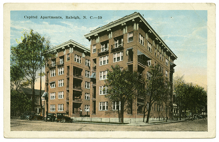 Capital Apartments, Raleigh, Wake County
