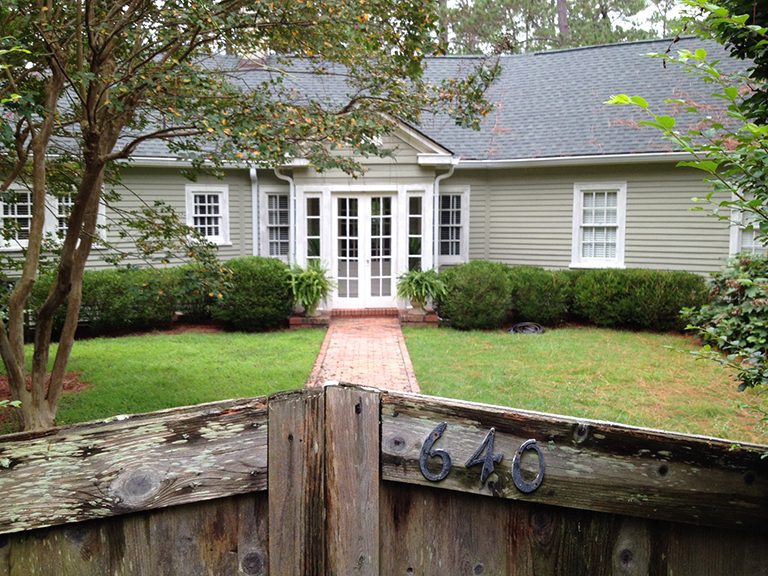 Highland Pines Cottage, Southern Pines, Moore County