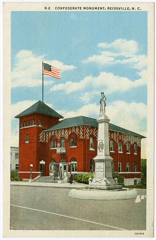 United States Courthouse and Post Office, Reidsville, Rockingham County