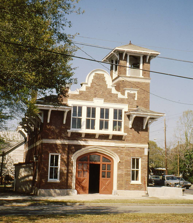 Fire Station No. 2, Wilmington, New Hanover County