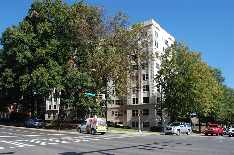Addison Apartments, Charlotte, Mecklenburg County