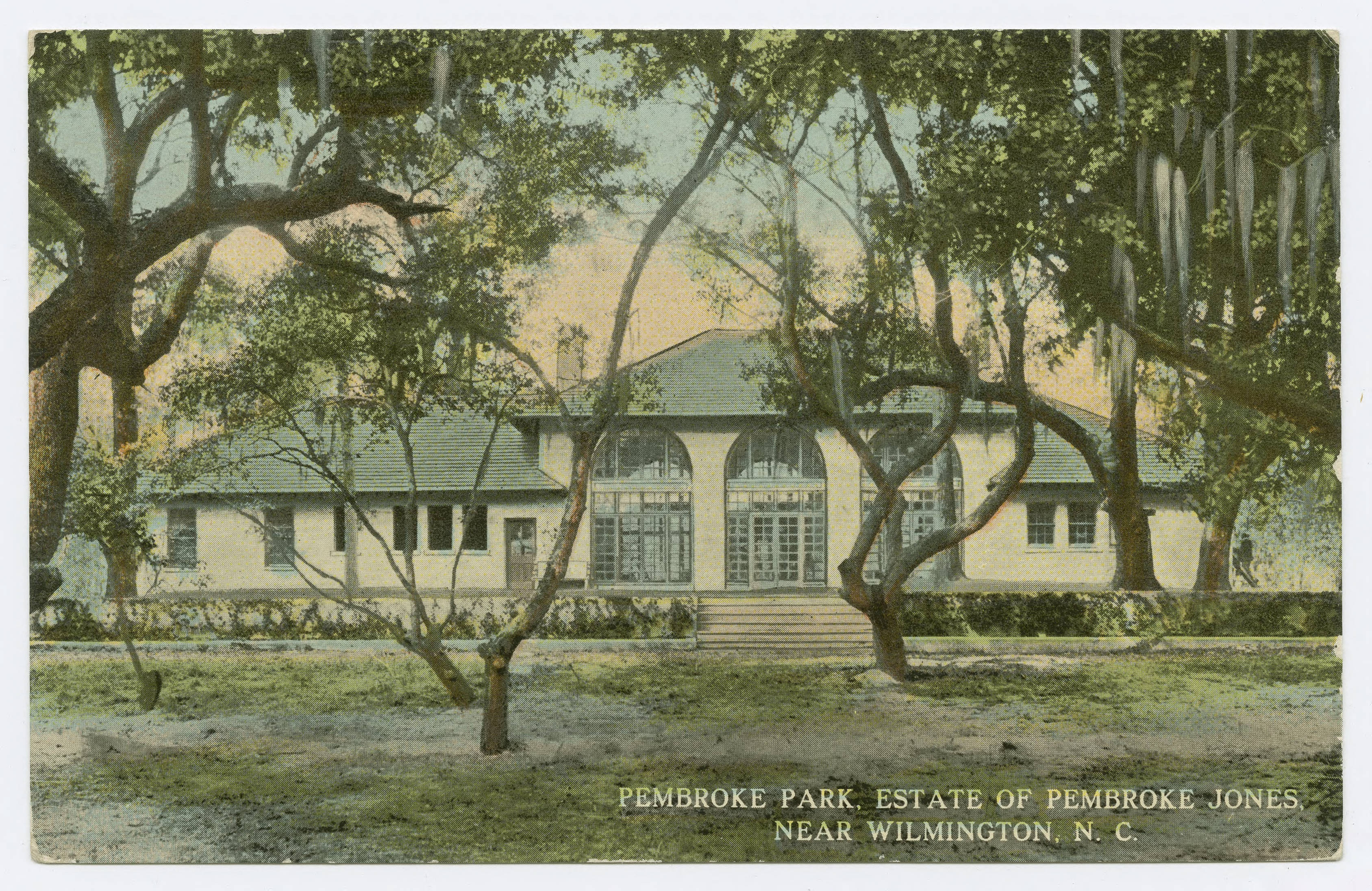 "The Bungalow,""Pembroke Park, Wilmington vicinity, New Hanover County"