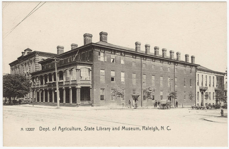 National Hotel, Raleigh, Wake