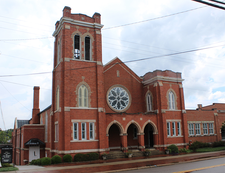 First Presbyterian Church, Sanford, Lee County
