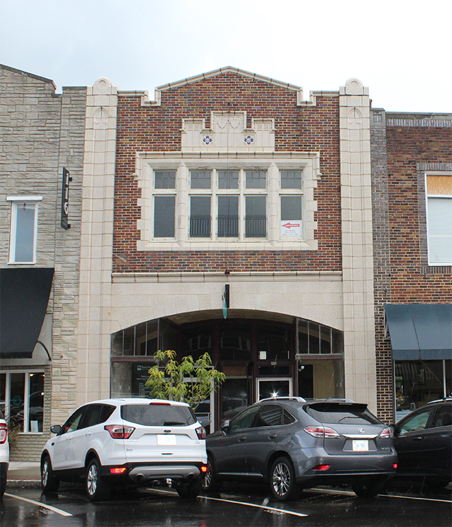 Stroud-Hubbard Building, Sanford, Lee County